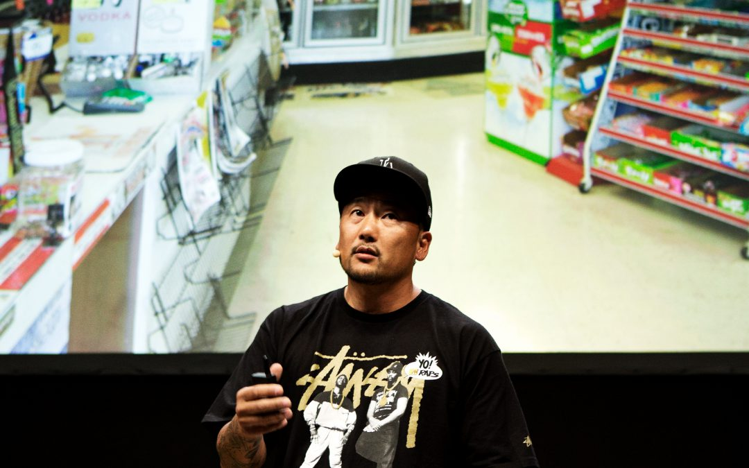 Roy Choi and Daniel Patterson Announce loco'l