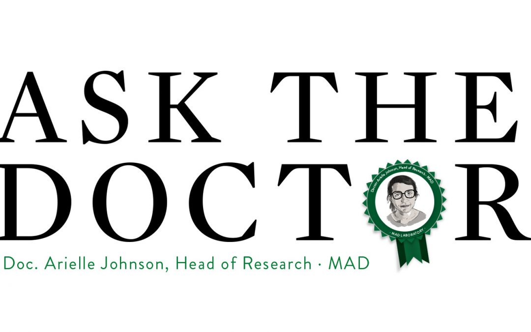 Ask the Doc #2: Scotch, Bogs, Smoke, and You