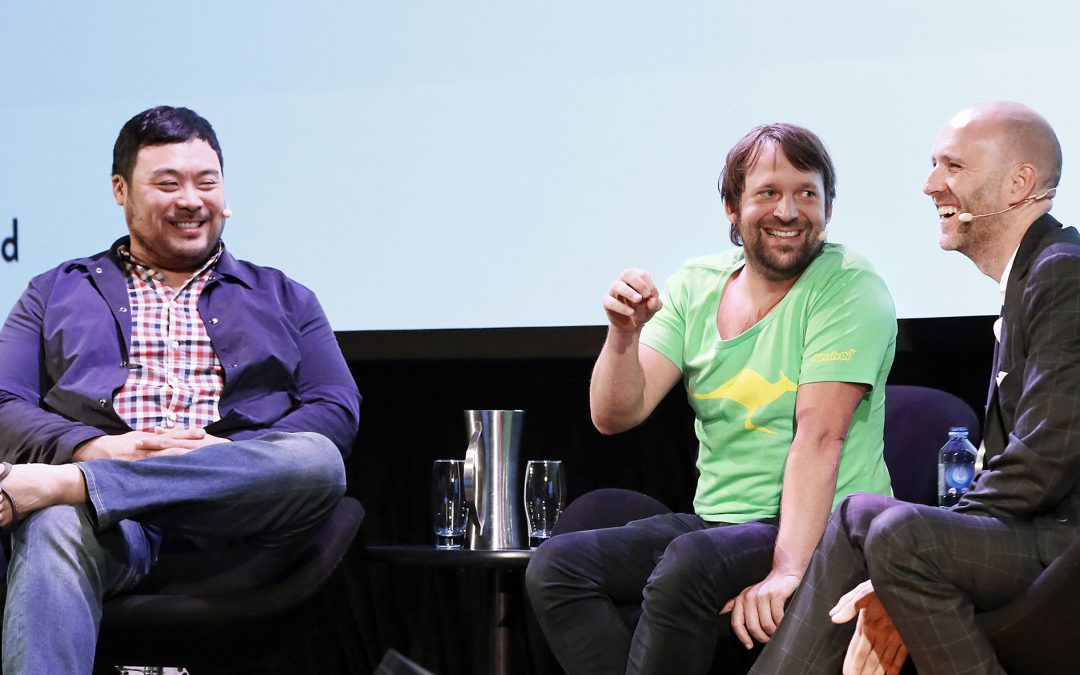 David Chang & René Redzepi at MAD Sydney: Tomorrow's Meal