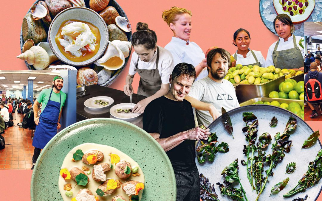 "What Noma did next: how the ""New Nordic"" is shaping the food world"